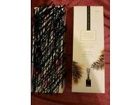 Yankee candle reed diffuser black coconut