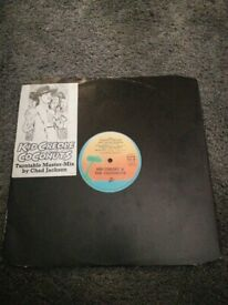 Kid Creole and the Coconuts 12inch vinyl