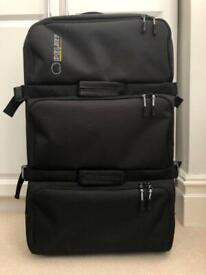Large Delsey Suitcase - only used once so excellent condition