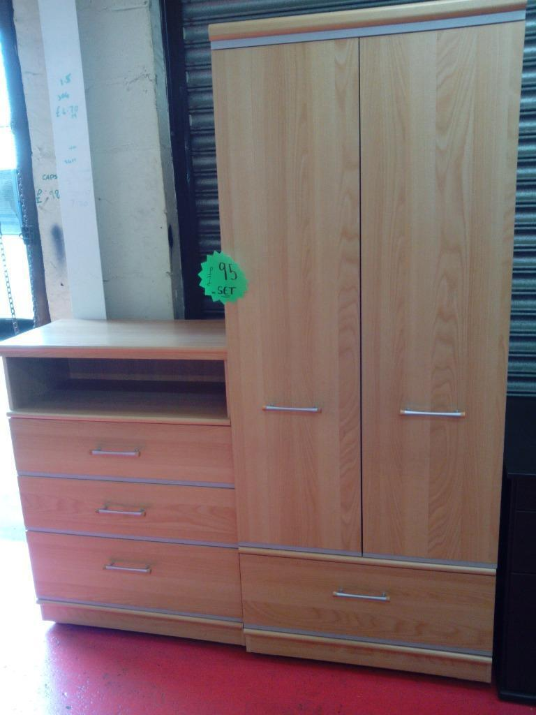 Bedroom Furniture Set Lovely Quality Wardrobe And Drawer Bedroom Set