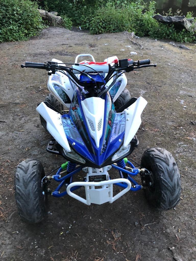 Hawkmoto quad