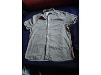 Five casual John rocha Florence And Fred kangol mantaray mens xl shirts bundle