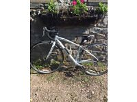"Road Bike Specialized Frame - Women's to suit approx 5""2-5""6 frame. Fantastic condition"