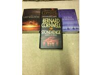 Bernard Cornwell/Tom Clancy