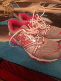 Ladies New balance trainers