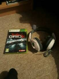 Game and headset