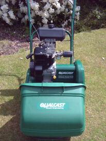 """Qualcast Classic 35s petrol lawnmower 14"""" cutting cylinder"""