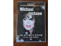 Micheal Jackson DVD Video