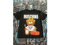 T shirt Moschino new