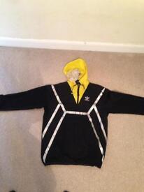 Adidas jacket medium