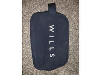 Jack wills toiletry bag