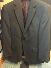 Marks & Spencer Charcoal Suit