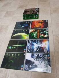 Alien predator ultimate DVD collection