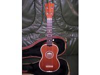 soprano ukulele by john s claughton