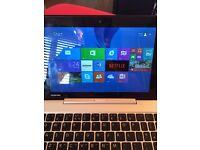 Toshiba mini 2in1 laptop