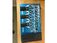 Boss ME-50 guitar multiple effects pedal.