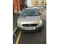 Ford Fusion 1.4 Petrol Manual Low Mileage 78000 Mot Until may 2018 Cheap To Run And insure