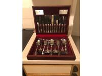Viners Cutlery Canteen 44 pieces