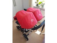 Bugaboo Donkey twin stroller. Good condition. Pet and smoke free home. Collection meriden.