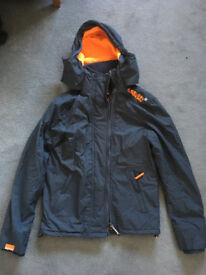 Mens Superdry Windcheater - Small