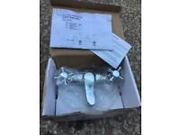 Plumbsure bath taps mixer chrome brand new in box never used £15