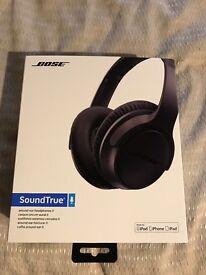 Bose soundtrue headphones! Brand new!