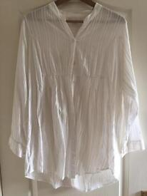 Maternity blouse from Mamas&Papas