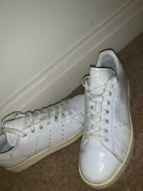 Adidas superstar metal toe high top wedge trainer   in Royton, Manchester   Gumtree
