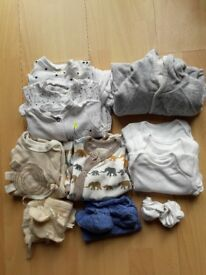 Baby bundle 0-3months