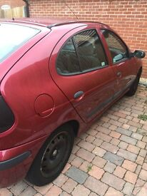 Reliable Renault for sale
