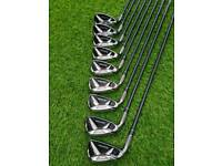 Taylormade LH M2 irons (9 irons )