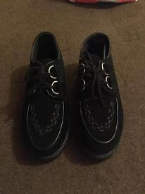 Brand new creepers
