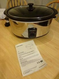 Morphy Richards 4.5L Slow Cooker