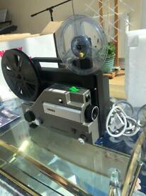 Vintage cinirex 727 8mm cine movie film projector