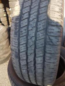 4 PNEUS ETE - GOODYEAR 275 60 20 - 4 SUMMER TIRES