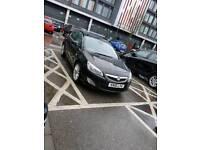 Vauxhall Astra SE Black 2010 Automatic