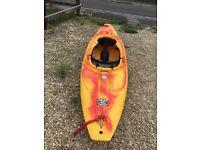 Dagger GT max White Water Kayak
