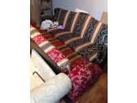 Sofa settee free to collect