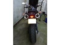 Yamaha MT03 660cc A2 Compliant