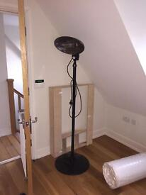 Heater for changing table with stand from Reer