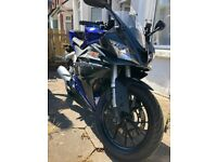 Yamaha YZF R125 2015 *Very Low Millage*
