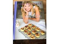 NEW cook book - Lisa Faulkner The Way I Cook (RRP £20)