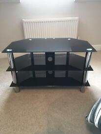 Glass Tv stand excellent condition