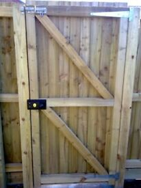 Made to measure quality gate from £60