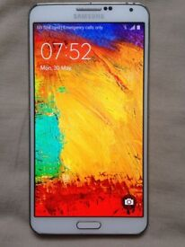 Samsung Galaxy Note III (UNLOCKED) 32GB in Perfect Working Order