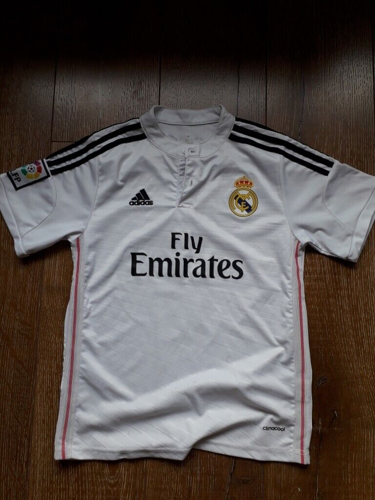competitive price e47a3 daf9d 'REAL MADRID' FOOTBALL KIT | in Cyncoed, Cardiff | Gumtree