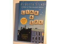 'Liar and Spy' by Rebecca Stead