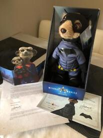 Compare The Meerkat limited edition Batman toy