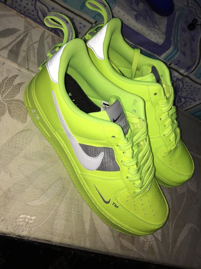 Nike Air Force Green Utility. Hackney 28af649d9