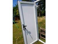 UPVC Eurocell door